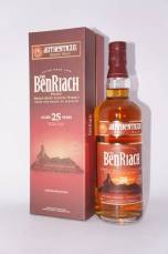 BenRiach Authenticus Peated Malt Aged 25 Years