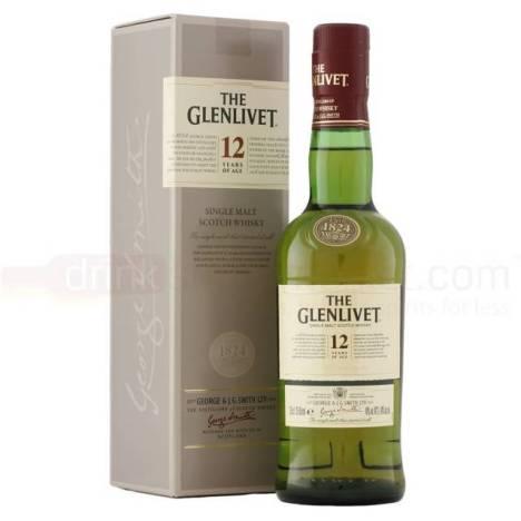 The Glenlivet 12 Years Old