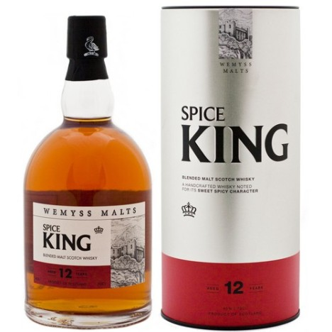 Wemyss Malts 12 Year Old Spice King