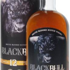 Black Bull Blended Scotch Whisky 12yo