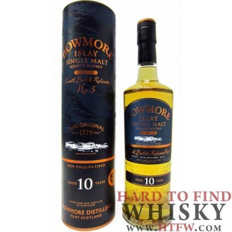 Bowmore Islay Single Malt Scotch Whisky Tempest 3