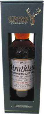 Strathisla Speyside Single Malt Scotch Whisky Distilled 1972