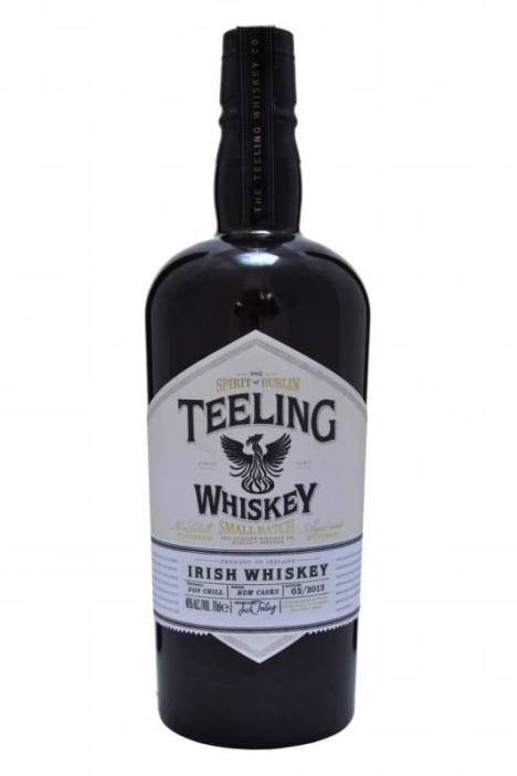 Teeling Single Malt Irish Whiskey Small Batch