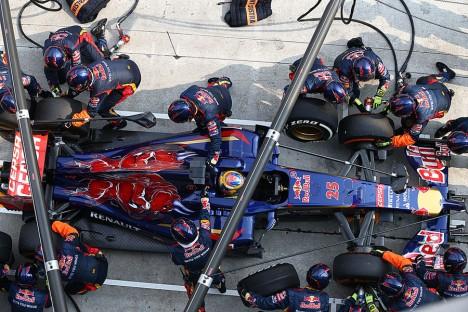 Statistieken F1 Maleisië 2014