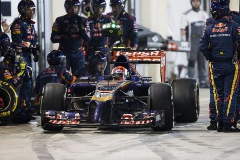 Statistieken F1 Bahrein 2014