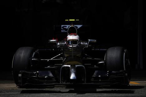 Statistieken F1 Spanje 2014