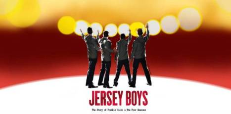 Jersey Boys, The Story of Frankie Valli & The Four Seasons