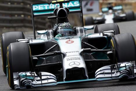 Statistieken F1 Monaco 2014