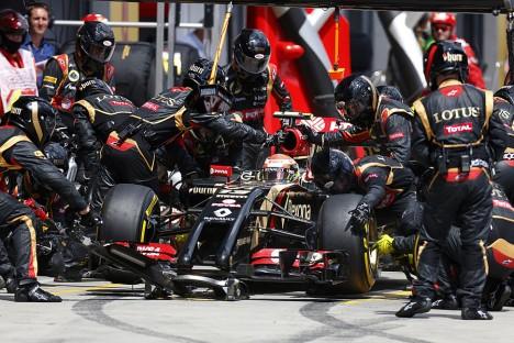 Statistieken F1 Oostenrijk 2014