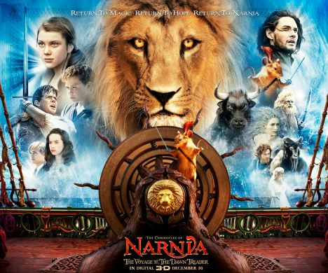 The Chronicles of Narnia : The Voyage Of The Dawn Treader (2010)