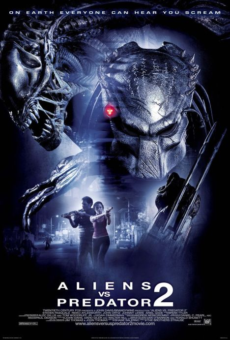 AVPR: Aliens vs Predator - Requiem (2007)