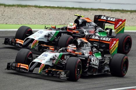 Statistieken F1 Duitsland 2014