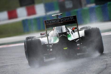 Statistieken F1 Hongarije 2014