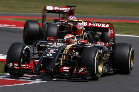 Statistieken F1 Engeland 2014