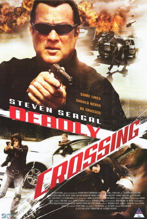 True Justice : Deadly Crossing (2011)