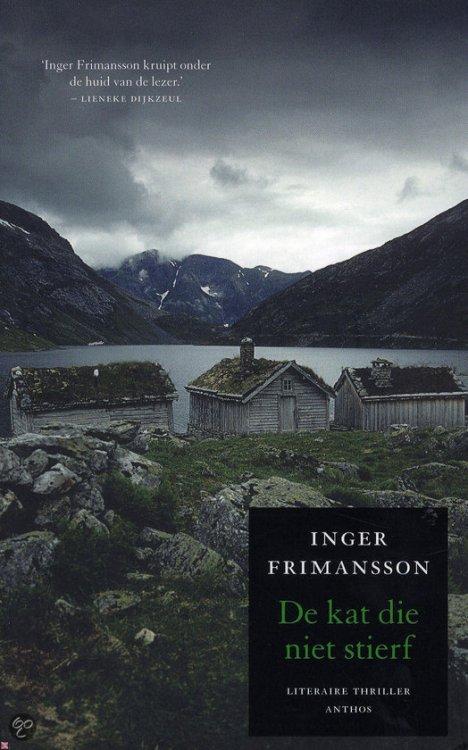 Inger Frimansson - De kat die niet stierf