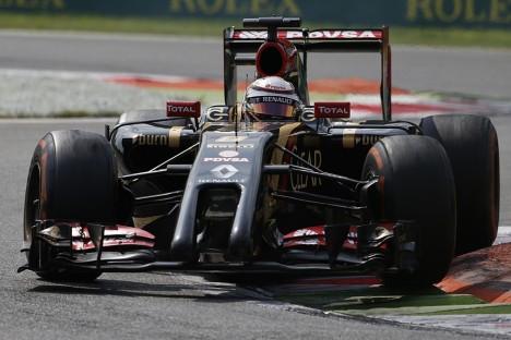 Statistieken F1 Italië 2014