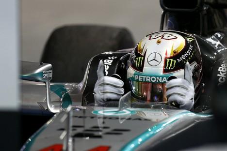 Statistieken F1 Singapore 2014