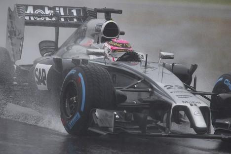 Statistieken F1 Japan 2014