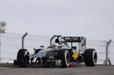 Statistieken F1 Verenigde Staten 2014