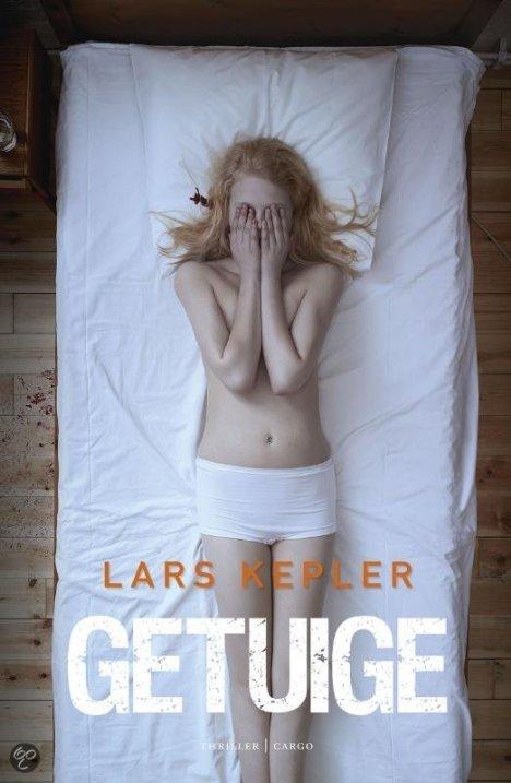 Lars Kepler - Getuige